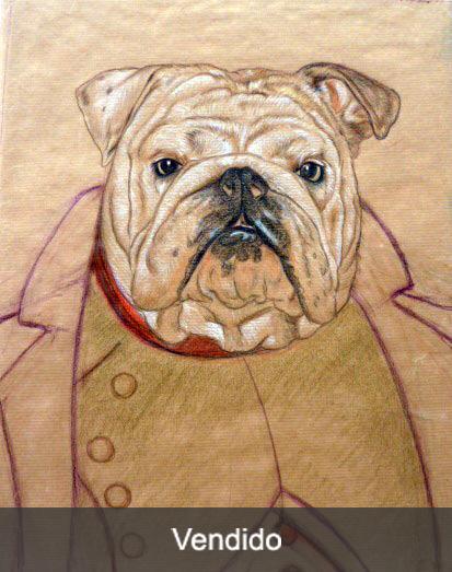 Estudio de bulldog. FBI en Napoleon
