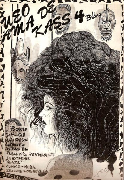 Fanzine Neo Ama de Kass num 4