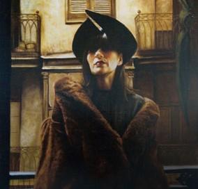 Portrait de Emilia Martínez