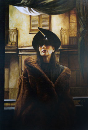 Retrato de Emilia Martinez