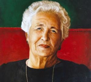 Retrato de Piedad Pérez