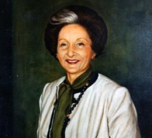 Portrait phostume de Ema Gordon Klabin