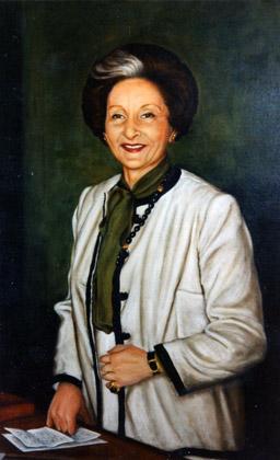 Retrato postumo de Ema Gordon Klabin