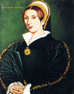 catherine howard mujer enrique viii