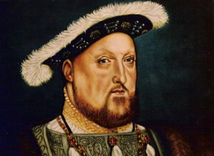Retrato de Enrique VIII