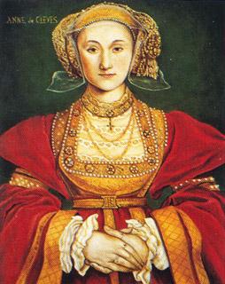esposa enrique viii anne de cleves