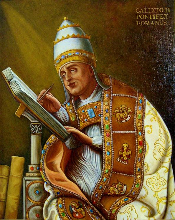 ilustre Calixto II, Pontifex Romanus