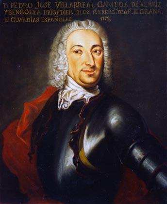 retrato historico vizcaino jose_villarreal_de_berriz