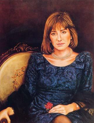 retratos su obra Cristina Urbieta