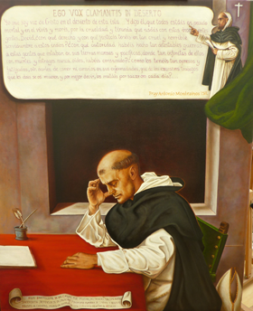 essay about bartolome de las casas The third essay offers examples of how american latino heritage is addressed as  a part of  when fray bartolomé de las casas began his crusade for reform,.
