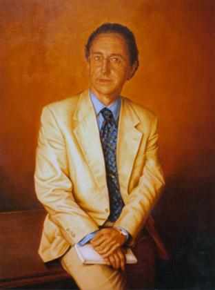 Retrato del Sr. Luis Sancho