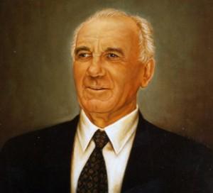 Retrato del Sr. Sangroniz
