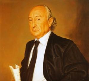 Retrato del abogado Don Juan Poirier