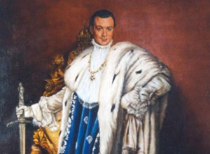 Michel David en rey Luis II de Baviera