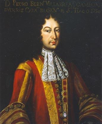 retrato historico vizcaino pedro_b_villarreal_de_berriz