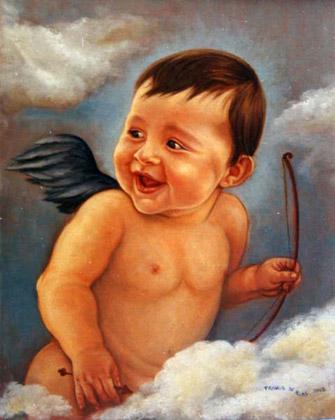 Retrato niño, Alejandro