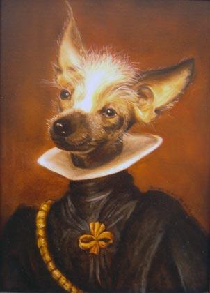 Retratos de perros, Sahagun