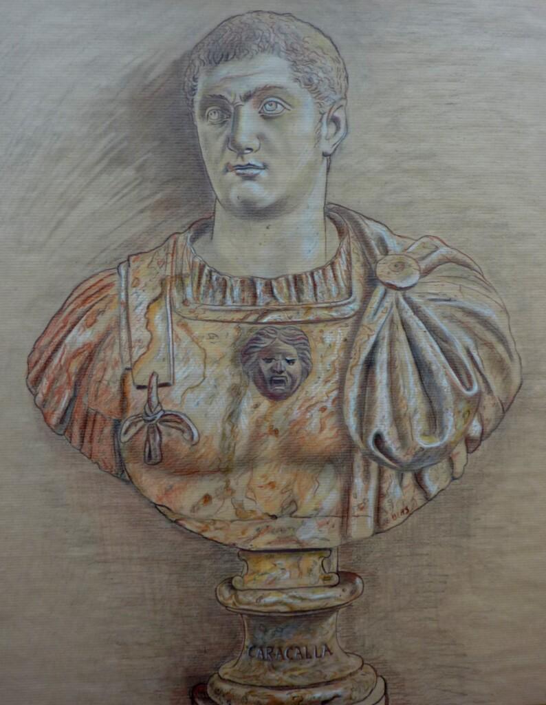 Caracalla 74-x-62-cm