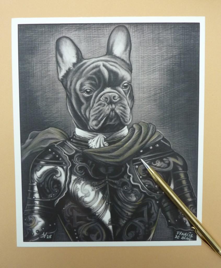 Obra Gráfica sobre papel